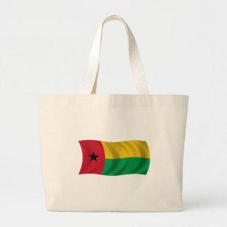 Bandera de Guinea-Bissau Bolsas Lienzo