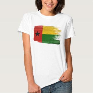 Bandera de Guinea-Bissau Camisetas