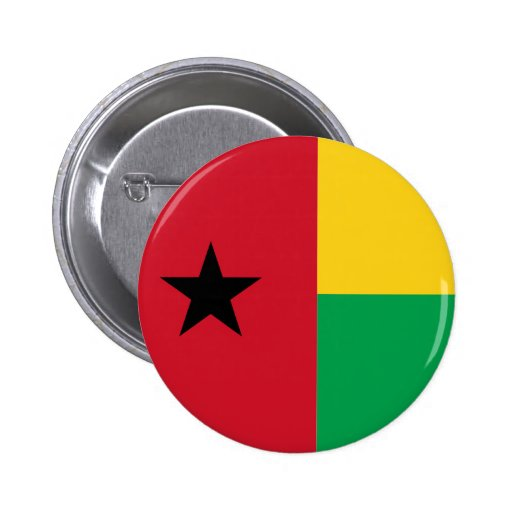 Bandera de Guinea-Bissau Pin