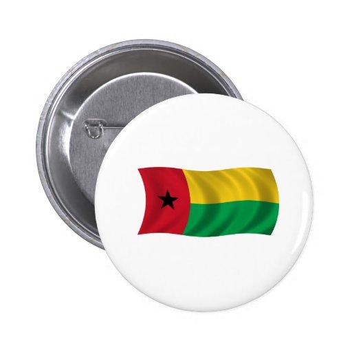Bandera de Guinea-Bissau Pins