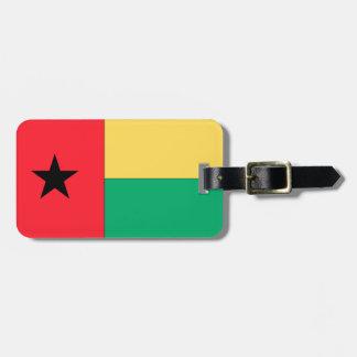 Bandera de Guinea-Bissau Etiqueta Para Equipaje