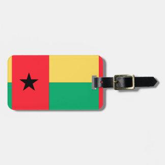 Bandera de Guinea-Bissau Etiquetas Para Maletas