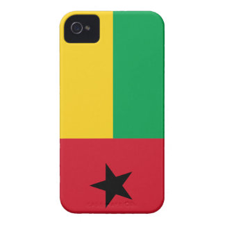 Bandera de Guinea-Bissau Case-Mate iPhone 4 Carcasas