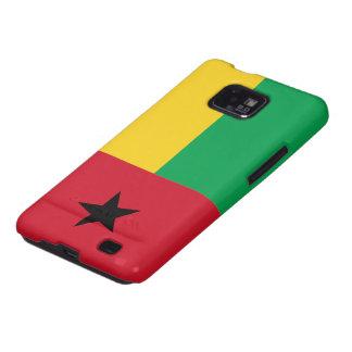 Bandera de Guinea-Bissau Galaxy SII Fundas
