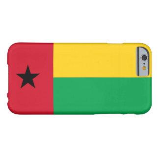 Bandera de Guinea-Bissau Funda De iPhone 6 Barely There