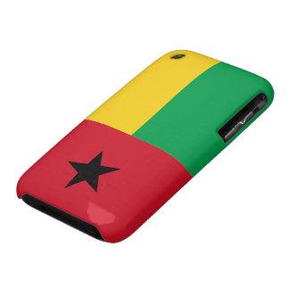 Bandera de Guinea-Bissau iPhone 3 Carcasa