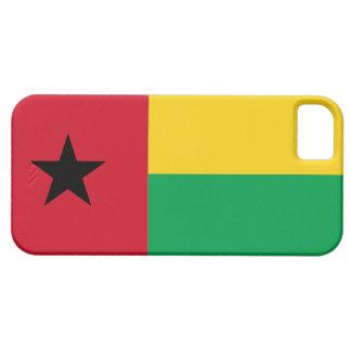 Bandera de Guinea-Bissau iPhone 5 Case-Mate Protector