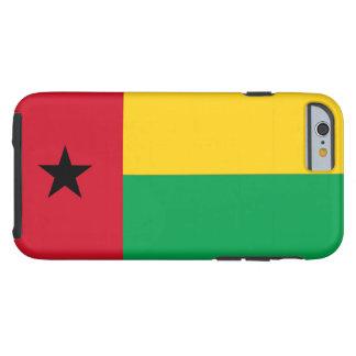 Bandera de Guinea-Bissau Funda Resistente iPhone 6