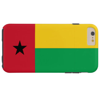Bandera de Guinea-Bissau Funda Resistente iPhone 6 Plus