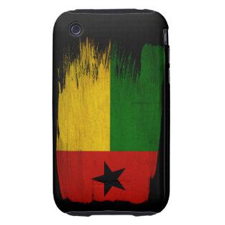 Bandera de Guinea-Bissau Funda Though Para iPhone 3