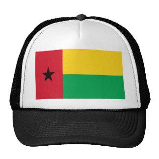 Bandera de Guinea-Bissau Gorras