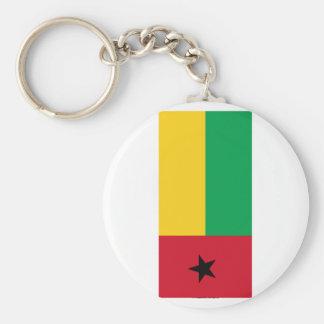 Bandera de Guinea-Bissau Llavero