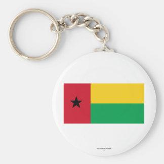 Bandera de Guinea-Bissau Llavero Personalizado