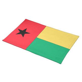 Bandera de Guinea-Bissau Mantel