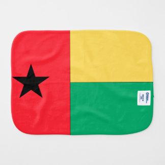 Bandera de Guinea-Bissau Paños Para Bebé
