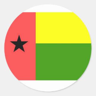 Bandera de Guinea-Bissau Etiquetas