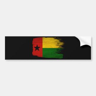 Bandera de Guinea-Bissau Pegatina Para Coche