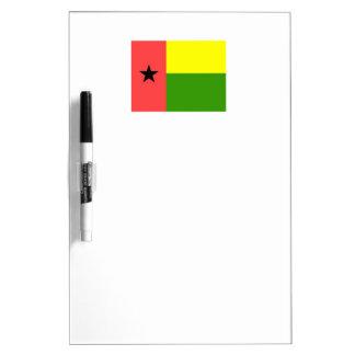 Bandera de Guinea-Bissau Pizarra