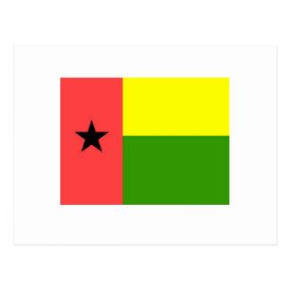 Bandera de Guinea-Bissau Postal