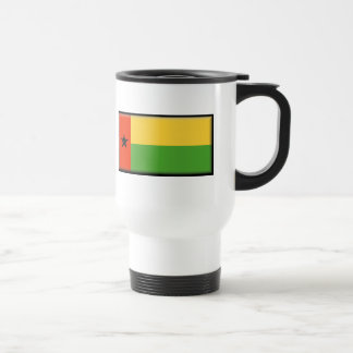 Bandera de Guinea-Bissau Taza