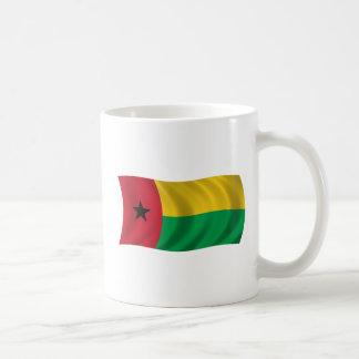 Bandera de Guinea-Bissau Taza De Café