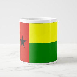 Bandera de Guinea-Bissau Taza Grande