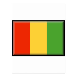 Bandera de Guinea Postal