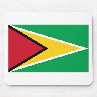 Bandera de Guyana Alfombrilla De Ratón