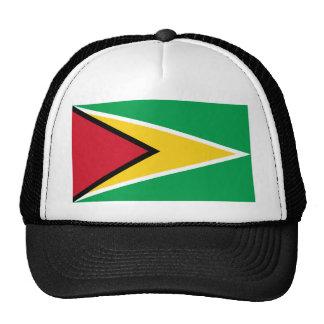 Bandera de Guyana Gorra