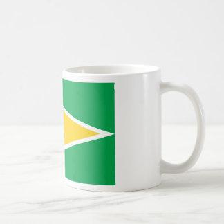 Bandera de Guyana Taza De Café