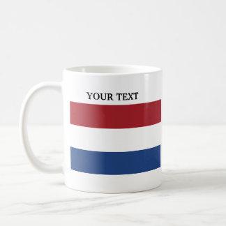 Bandera de Holanda Taza De Café