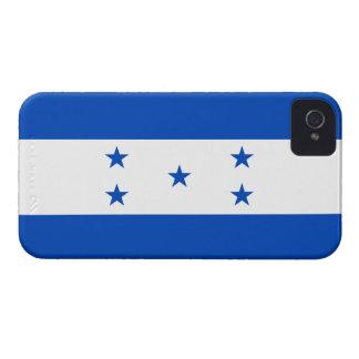 Bandera de Honduras Carcasa Para iPhone 4 De Case-Mate