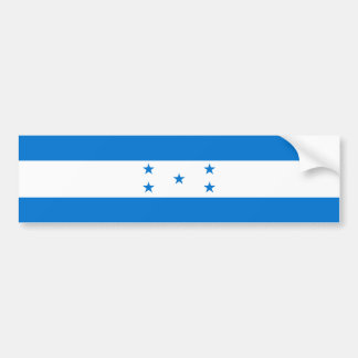 Bandera de Honduras/del Honduran Pegatina Para Coche