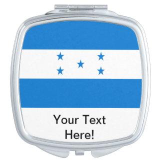 Bandera de Honduras Espejos De Maquillaje