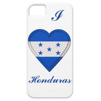Bandera de Honduras iPhone 5 Case-Mate Funda