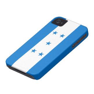 Bandera de Honduras Case-Mate iPhone 4 Carcasa