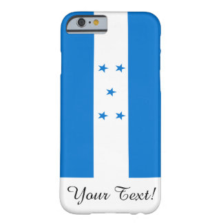 Bandera de Honduras Funda Barely There iPhone 6