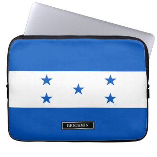 Bandera de Honduras Funda Computadora