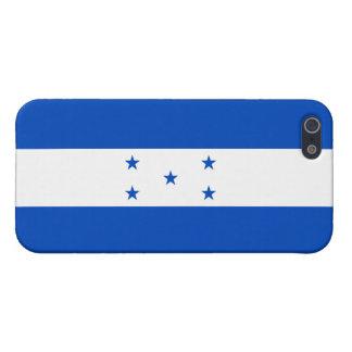 Bandera de Honduras iPhone 5 Carcasa