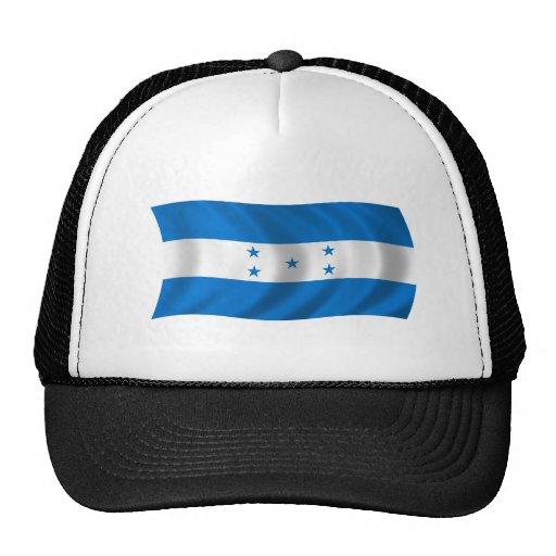 Bandera de Honduras Gorras De Camionero
