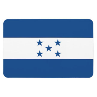 Bandera de Honduras Iman Rectangular