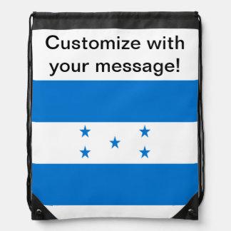 Bandera de Honduras Mochilas