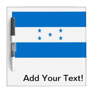 Bandera de Honduras Pizarra