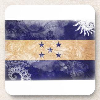 Bandera de Honduras Posavasos De Bebida