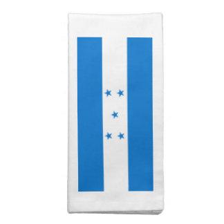 Bandera de Honduras Servilleta De Papel