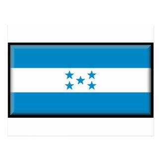 Bandera de Honduras Postales