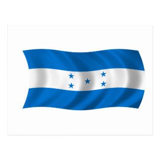 Bandera de Honduras Postal
