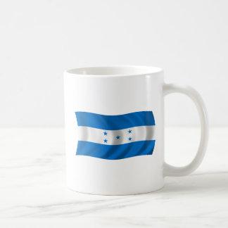 Bandera de Honduras Tazas