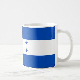 Bandera de Honduras Taza Clásica