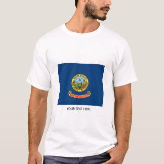 Bandera de Idaho Camiseta